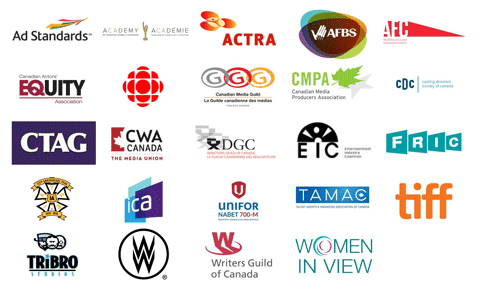 Canadian Creative Industries Logos